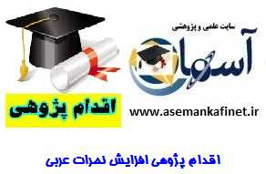 23 - اقدام پژوهی چگونه توانستم نمرات درس عربی سال دوم دانش آموزان مدرسه  را افزایش دهم؟