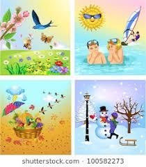 انشا درمورد چهار فصل(بهار،تابستان،پاییز و زمستان)
