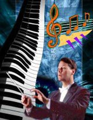 تحقیق درباره ارتباط بين رنگ وموسيقي