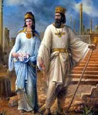 سنت های های ازدواج در ایران باستان