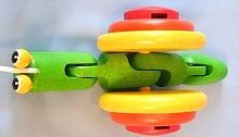ساز و کار حرکتی استفاده شده در ساخت حلزون چیست؟ چند مثال از کاربردهای آن نام ببرید.